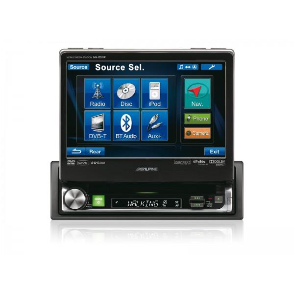 DVD-проигрыватель Alpine IVA D511