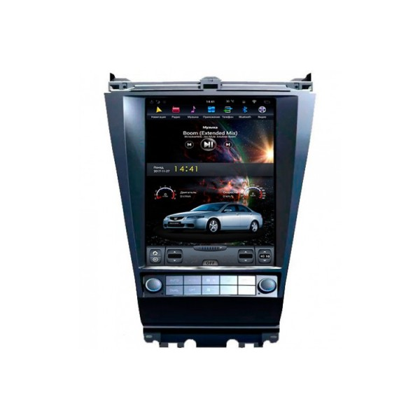Цифровая медиа-станция iSun Honda Accord CL (2002-2007)