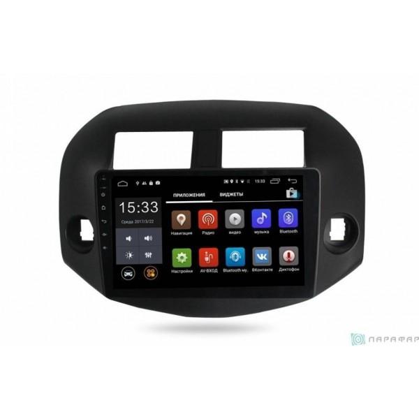 Цифровая медиа-станция iSun Toyota Rav 4